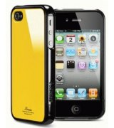 SGP iPhone 4 Case Linear Color Series Reventon Yellow