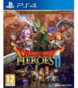 Игра Dragon Quest Heroes II Explorer's Edition для Sony PS 4 (английская версия)