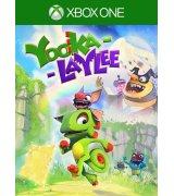 Игра Yooka-Laylee для Microsoft Xbox One (русская версия)