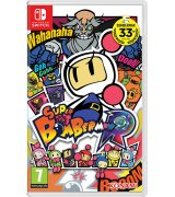 Игра Super Bomberman R для Nintendo Switch (английская версия)