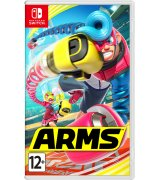 Игра ARMS для Nintendo Switch (русская версия)