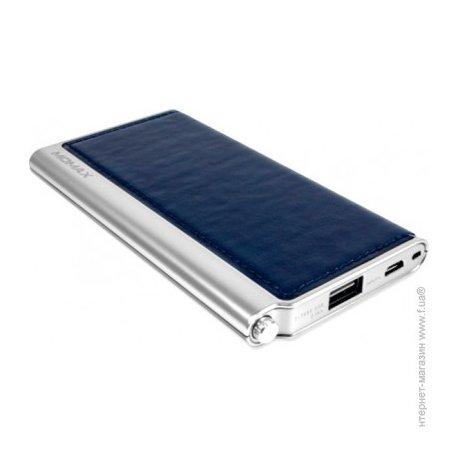 Внешний аккумулятор Momax 5000 mAh (IP51AB) Blue