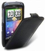 Кожаный чехол Melkco Flip (JT) для HTC Desire S (Saga) S510e