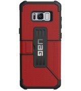 Накладка Urban Armor Gear (UAG) для Samsung Galaxy S8 Plus Metropolis Magma (GLXS8PLS-E-MG)
