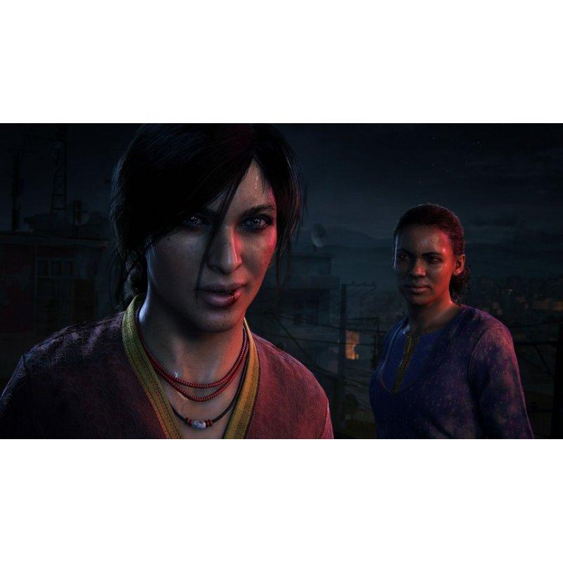 Игра Uncharted: Утраченное наследие (The Lost Legacy) для Sony PS 4 (русская версия)