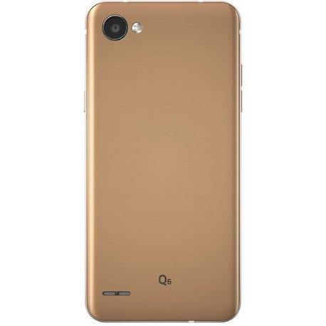 LG Q6 Gold