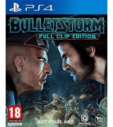 Игра Bulletstorm: Full Clip Edition для Sony PS 4 (русские субтитры)