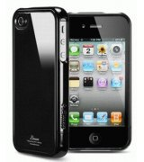 SGP iPhone 4 Case Linear Color Series Soul Black