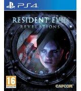 Игра Resident Evil Revelations для Sony PS 4 (русские субтитры)