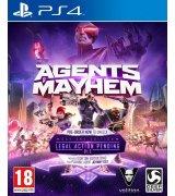 Игра Agents of Mayhem для Sony PS 4 (русские субтитры)