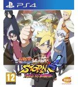 Игра NARUTO SHIPPUDEN: Ultimate Ninja STORM 4 Road to Boruto для Sony PS 4 (русские субтитры)