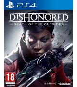 Игра Dishonored: Death of the Outsider для Sony PS 4 (русская версия)