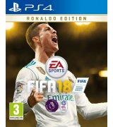 Игра FIFA 18 Ronaldo Edition для Sony PS 4 (русская версия)
