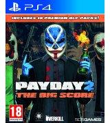 Игра PAYDAY 2: The Big Score для Sony PS 4 (английская версия)
