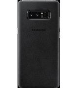 Накладка Alcantara Cover для Samsung Galaxy Note 8 (EF-XN950ABEGRU)