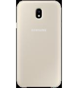Чехол Duall Layer для Samsung Galaxy J7 (2017) J730 Gold (EF-PJ730CFEGRU)