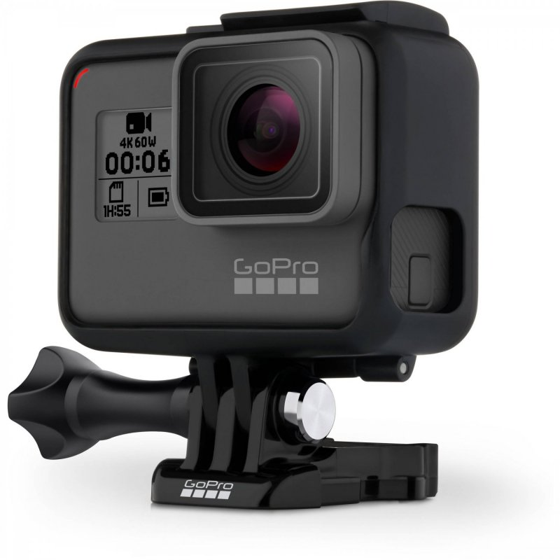 Видеокамера GoPro HERO6 Black (CHDHX-601)