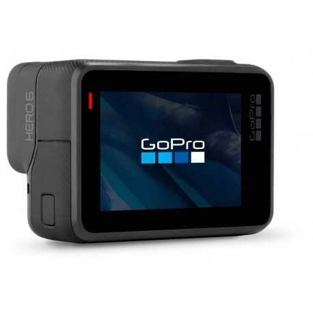 Видеокамера GoPro HERO6 Black (CHDHX-601)