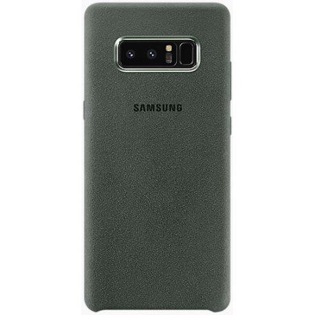 Накладка Alcantara Cover для Samsung Galaxy Note 8 Khaki (EF-XN950AKEGRU)