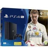 Sony PlayStation 4 Pro + Fifa 18 Ronaldo Edition