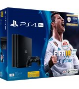 Sony PlayStation 4 Pro + Fifa 18 + PS Plus 14 дней