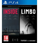Игра Inside / Limbo Double Pack для Sony PS 4 (русские субтитры)