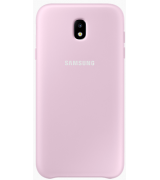 Чехол Duall Layer для Samsung Galaxy J7 (2017) J730 Pink (EF-PJ730CPEGRU)