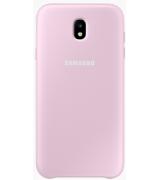 Чехол Duall Layer для Samsung Galaxy J7 (2017) J730 Pink (EF-PJ730CPEGRU)
