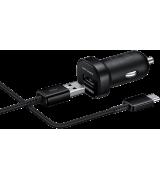 Автомобильное зарядное устройство Samsung Fast Charger microUSB/Type-C (EP-LN930CBEGRU)