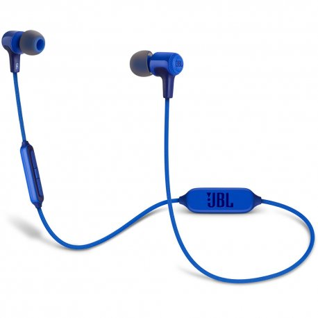 JBL In-Ear Headphone Bluetooth E25BT Blue (JBLE25BTBLU)