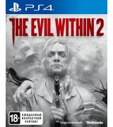 Игра The Evil Within 2 для Sony PS 4 (русская версия)