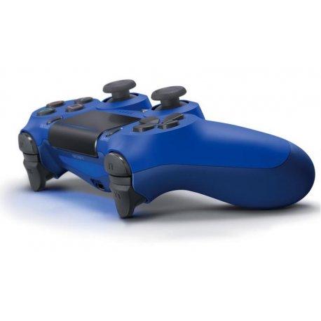 Беспроводной джойстик Dualshock 4 V2 F.C. Limited Edition Blue (PS4)