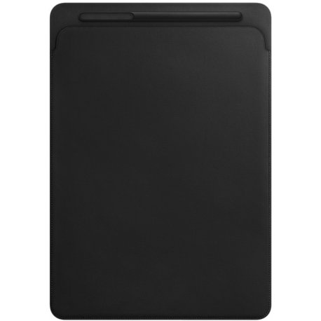 Чехол-футляр Sleeve Leather для iPad Pro 12.9 (MQ0U2) Black