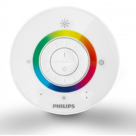 Светильник Philips Lic Iris Livingcolors Remote Control Black (915004285701)