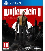 Игра Wolfenstein II: The New Colossus для Sony PS 4 (русская версия)