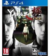 Игра Yakuza Kiwami Steelbook Edition для Sony PS 4 (английская версия)