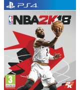 Игра NBA 2K18 для Sony PS 4 (английская версия)
