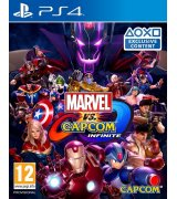 Игра Marvel vs. Capcom: Infinite для Sony PS 4 (русские субтитры)