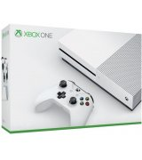 Microsoft Xbox One S 500GB White