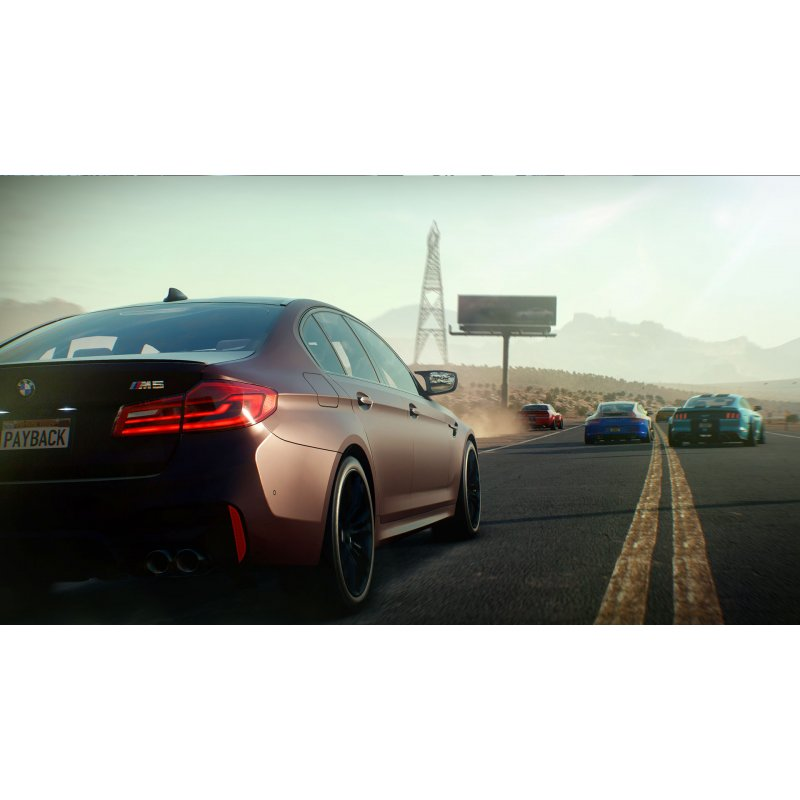 Игра Need for Speed для Sony PS 4 (русская версия)
