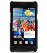 Кожаная накладка Melkco для Samsung i9100 Galaxy S 2