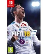 Игра EA SPORTS FIFA 18 для Nintendo Switch (русская версия)
