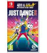 Игра Just Dance 2017 для Nintendo Switch (русская версия)