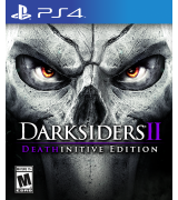 Игра Darksiders II: Deathinitive Edition для Sony PS 4 (русская версия)