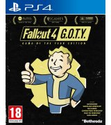 Игра Fallout 4: Game of the Year Edition для Sony PS 4 (русские субтитры)