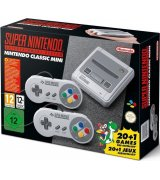 Super Nintendo Entertainment System Mini + 21 игра