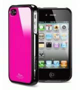 SGP iPhone 4 Case Linear Color Series Fantasia Hot Pink