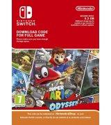 Игра Super Mario Odyssey (цифровой код) для Nintendo Switch (русская версия)