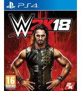 Игра WWE 2K18 для Sony PS 4 (английская версия)