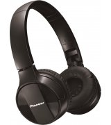 Pioneer SE-MJ553BT Wireless Stereo Headphones (SE-MJ553BT-K) Black